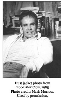 Biography | CormacMcCarthy com